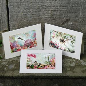 besondere Kunstkarten