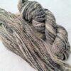Wolle handgesponnen Shetland Merino Lammwolle