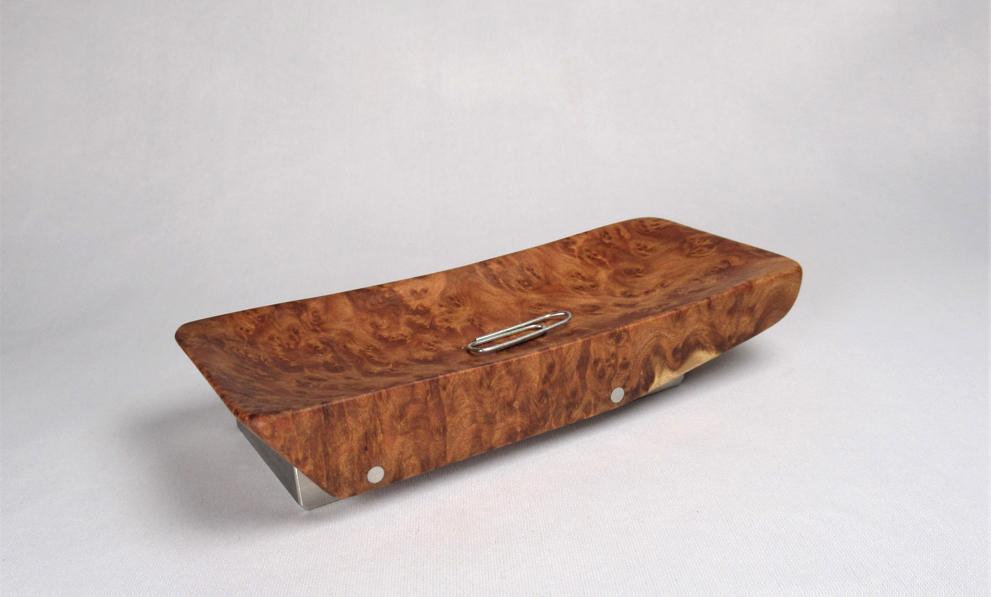 Holzkunst Designschale