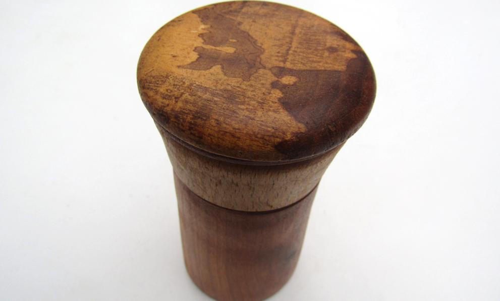 Holzkunst Pfeffermühle