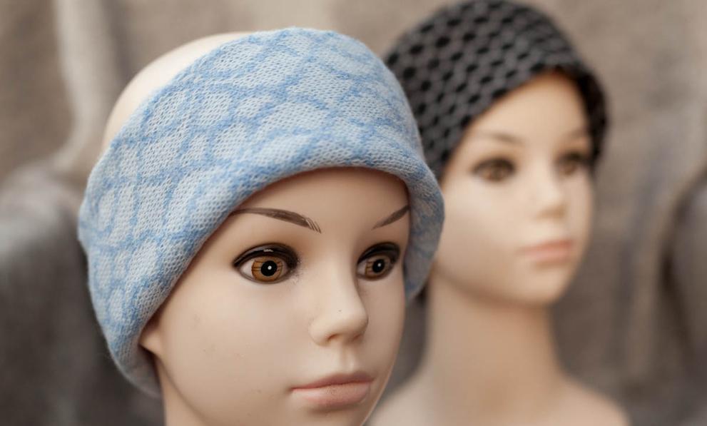 Kaschmir Schals Stirnbänder