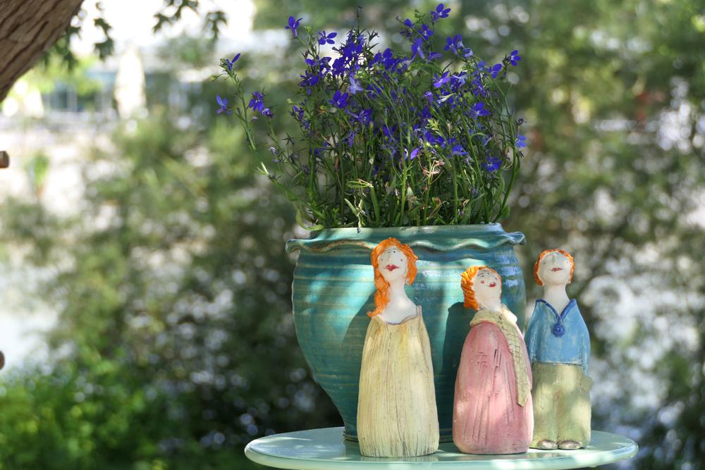 Deko shoppen: Keramikfiguren